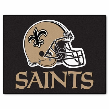 New Orleans Saints 34 x 45 Rug