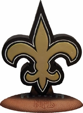 New Orleans Saints 3D Logo