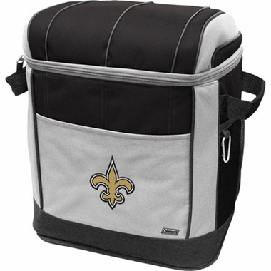 New Orleans Saints 50 Can Soft Side Cooler