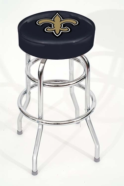 New Orleans Saints Bar Stool