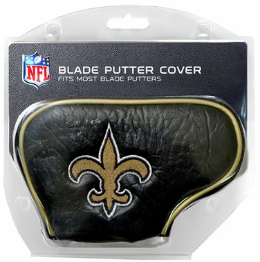 New Orleans Saints Blade Putter Cover