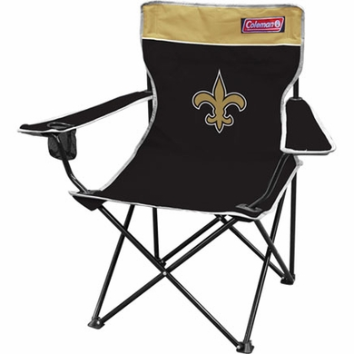 New Orleans Saints Broadband Quad Tailgate Chair