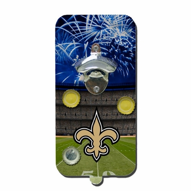 New Orleans Saints Clink 'n Drink