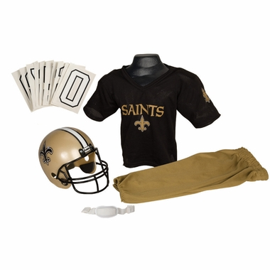 New Orleans Saints Deluxe Youth Uniform Set