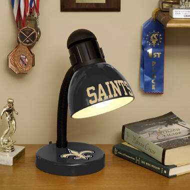 New Orleans Saints Dorm Lamp