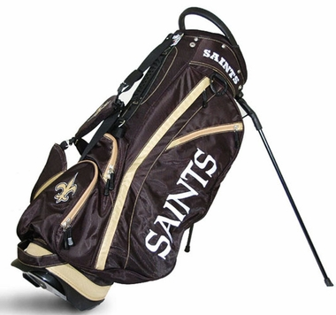 New Orleans Saints Fairway Stand Bag