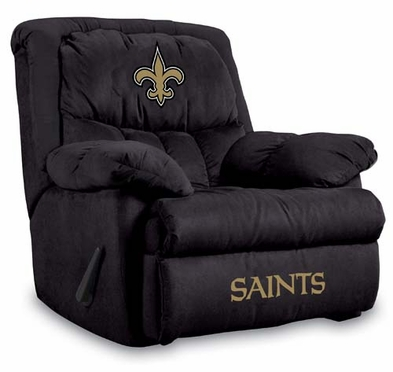 New Orleans Saints Home Team Recliner