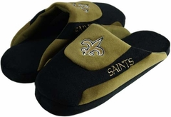 New Orleans Saints Low Pro Scuff Slippers