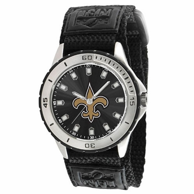 New Orleans Saints Mens Veteran Watch