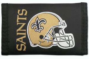 Rico New Orleans Saints Nylon Wallet