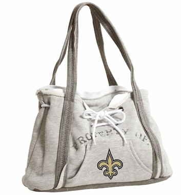 New Orleans Saints Property of Hoody Purse