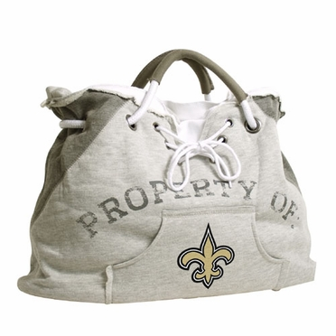 New Orleans Saints Property of Hoody Tote