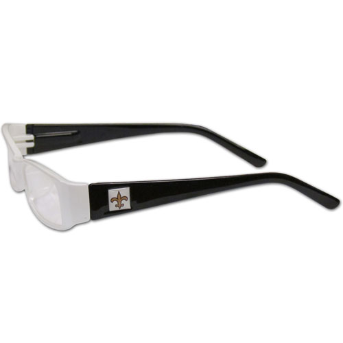 New Orleans Saints Reading Glasses +1.75 (F)