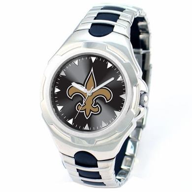 New Orleans Saints Victory Mens Watch