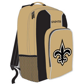 New Orleans Saints Youth Backpack