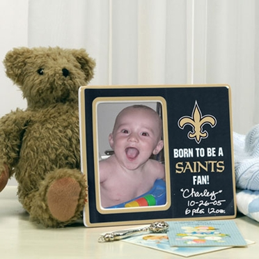 New Orleans Saints Youth Picture Frame