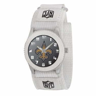 New Orleans Saints Youth Rookie Watch (White)