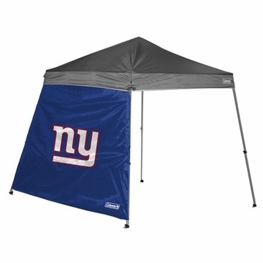 New York Giants 10 x 10 Slant Leg Shelter Panel