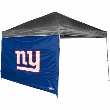 New York Giants 10 x 10 Straight Leg Shelter Panel