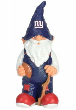 "New York Giants Garden Gnome - 11"" Male"