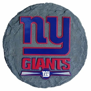 "New York Giants 13.5"" Stepping Stone"
