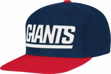 New York Giants 2-Tone Vintage Snap back Hat