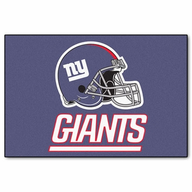 New York Giants 20 x 30 Rug