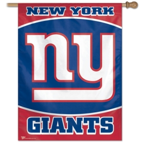 "New York Giants 27""x37"" Banner"