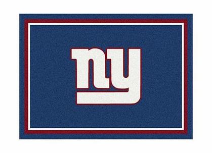 "New York Giants 3'10"" x 5'4"" Premium Spirit Rug"