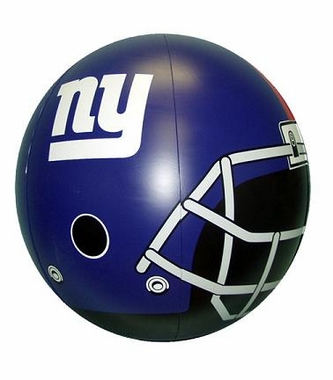 New York Giants Beach Ball