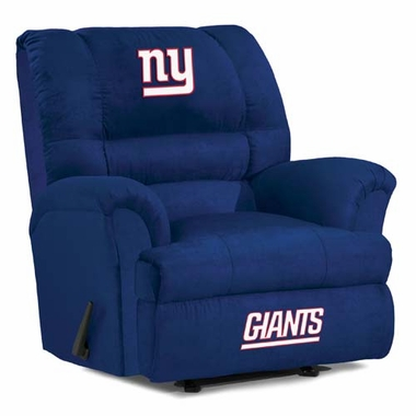 New York Giants Big Daddy Recliner