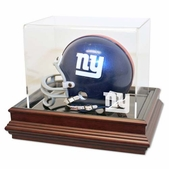 New York Giants Display Cases