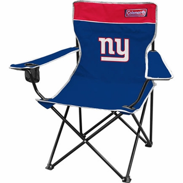New York Giants Broadband Quad Tailgate Chair