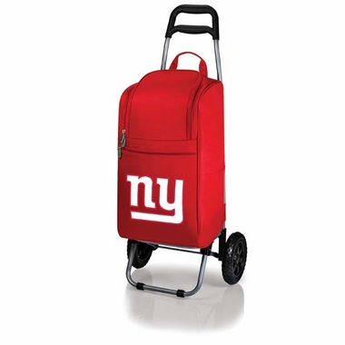 New York Giants Cart Cooler (Red)