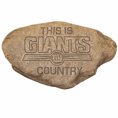 New York Giants Country Stone