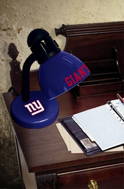 New York Giants Dorm Lamp