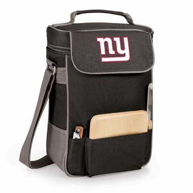 New York Giants Duet Compact Picnic Tote (Black)