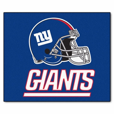 New York Giants Economy 5 Foot x 6 Foot Mat