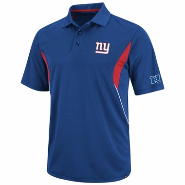 New York Giants Field Classic V Performance Polo Shirt