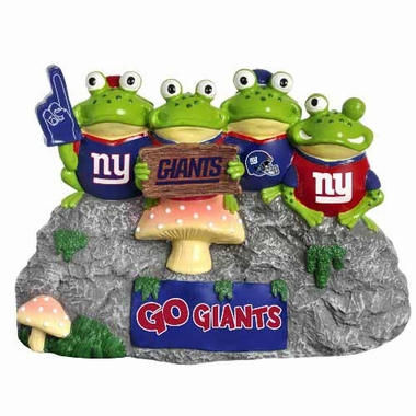 New York Giants Frog Fan Bench
