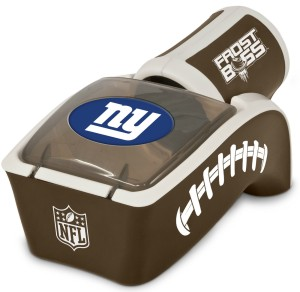 New York Giants Frost Boss Beverage Chiller