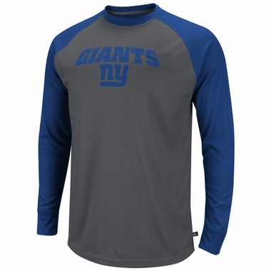 New York Giants Go Long II L/S Thermal Shirt