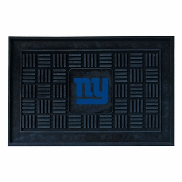 New York Giants Heavy Duty Vinyl Doormat