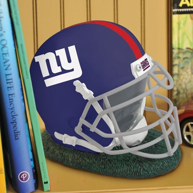 New York Giants Helmet Shaped Bank