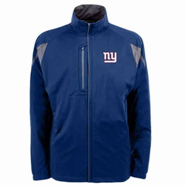 New York Giants Mens Highland Water Resistant Jacket (Team Color: Royal)