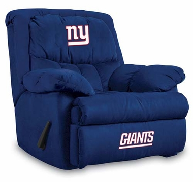 New York Giants Home Team Recliner