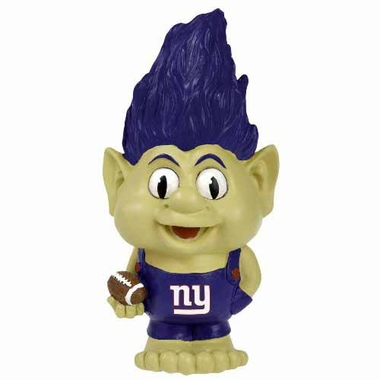 New York Giants Large Troll Figurine