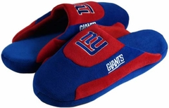 New York Giants Low Pro Scuff Slippers