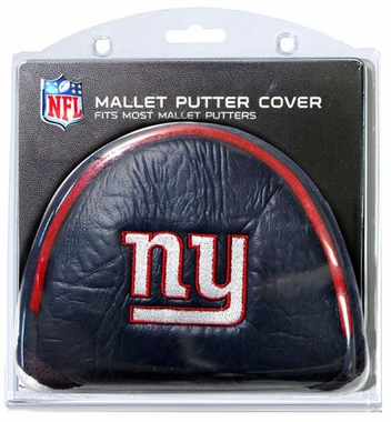 New York Giants Mallet Putter Cover
