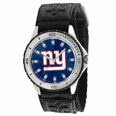 New York Giants Mens Veteran Watch